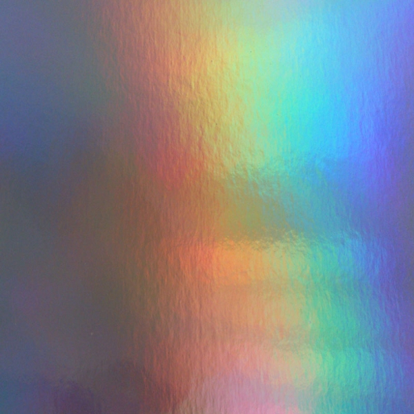 Holographic Silver Rainbow