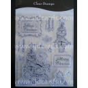 Acrylic Stamps - Magic of Christmas