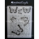 Acrylic Stamps - Butterflies