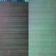 Kandi Core Double Sided - Mocha Aqua Stripe
