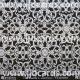 Glittered Acetate - Textile Collection - Victoriana - White