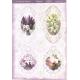 Lace Bouquet - Lavender Lace