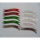 Happy Christmas Multi Metallic