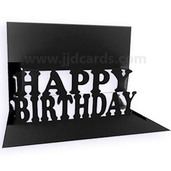 Kanban Pop Up Card Happy Birthday – Happy Birthday Pop Up Cards