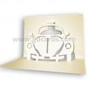 Pop Up Card - Cool Car