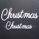 BRITANNIA DIES - CHRISTMAS WORD SET - 003