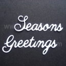 Seasons Greetings Word Set