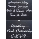 Multibuy - Wedding Etiquette Sets 1 & 2 - 008 017