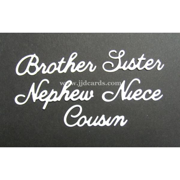 cousin vs nephew