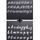 BRITANNIA DIES - UPPER & LOWER CASE ALPHABET MULTIBUY- 026 & 027