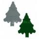 BRITANNIA DIES  - CHRISTMAS TREE - 062