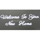 Wecome To Your New Home