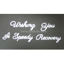 Wishing You A Speedy Recovery - 084