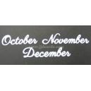 October November December - 076