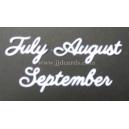 July August September - 079