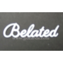 Belated - 096