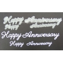 Happy Anniversary Word Set 001 & 004