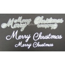 Merry Christmas Word Set - 042 & 003