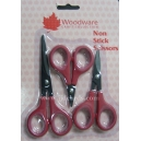 Woodware - 3 Piece Scissor Set