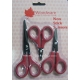 Woodware - 3 Piece Scissor Set - 2866