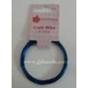 Craft Wire - Blue