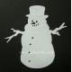 BRITANNIA DIES - SNOWMAN - 117
