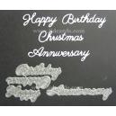 BRITANNIA DIES - HAPPY BIRTHDAY CHRISTMAS ANNIVERSARY MULTIBUY - 041 & 095