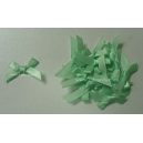 Satin Bows -6mm - Mint Green
