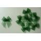 Organza Bows - Green