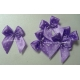 Dotty Bows - Purple
