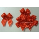Dotty Bows - Red