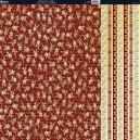 12 x12 Scrapbook Pages - Autumn Leaves - Copper