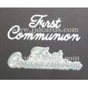 BRITANNIA DIES - FIRST COMMUNION - WORD SET