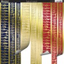 Adhesive Ribbons - Egyptian