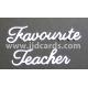BRITANNIA DIES - FAVOURITE TEACHER - 056