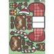Kanban Christmas Wobbler - Festive Treats