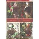 Kanban - Christmas Pudding