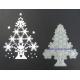 BRITANNIA DIES - SNOWFLAKE CHRISTMAS TREE SMALL - 176