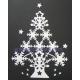 BRITANNIA DIES - SNOWFLAKE CHRISTMAS TREE LARGE - 174
