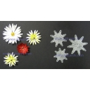 BRITANNIA DIES - SET OF 3 CHRYSANTHAMUMS - 149A
