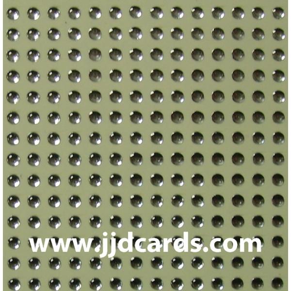 Silver Flat Gems 2mm