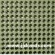 Silver Flat Gems - 3mm