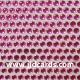 Pink Flat Gems - 3mm