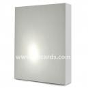 Hunkydory - Mirri-Mats - Stunning Silver - 144 Sheets