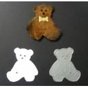 BRITANNIA DIES - TEDDY BEAR - 182