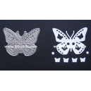 BRITANNIA DIES - DECORATIVE BUTTERFLY - 208