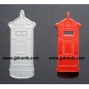 BRITANNIA DIES - Postbox - 215