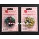 Fancy Bright & Pastel Dragonfly Brads Multibuy - 2 Packs 100pcs