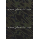Illusion Card - Black Satin Gloss