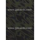 Illusion Card - Black Satin Gloss
